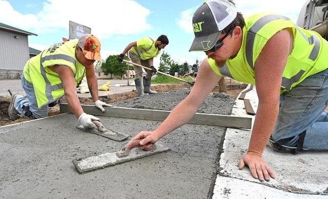 Concrete Contractors Syracuse NY