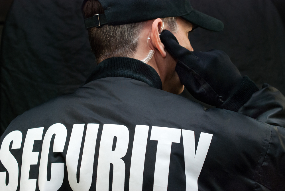 Personal Security Guard